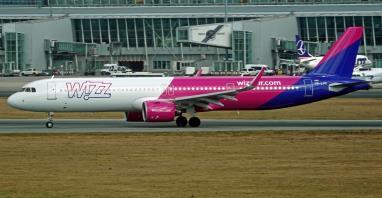 Ofensywa Wizz Air z Rzymu. Nowa baza i aż 32 nowe trasy