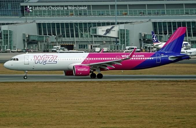 Wizz Air otwiera nową bazę w Katanii