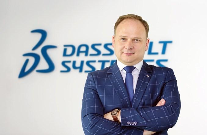 Dassault Systèmes: Przestworza otwarte dla start-upów