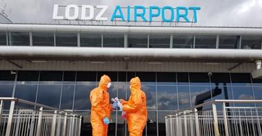 Anna Midera: Lotnisko w Łodzi jest gotowe do obsługi pasażerów