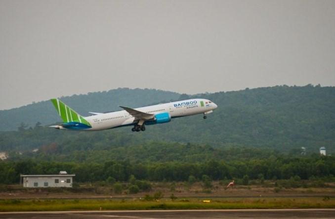 Wietnamski Bamboo Airways zainaugurował loty do Pragi