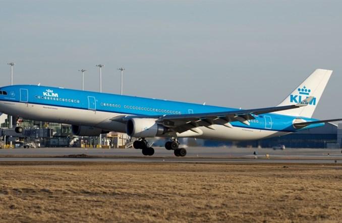 KLM uziemi na sześć tygodni Airbusy A330