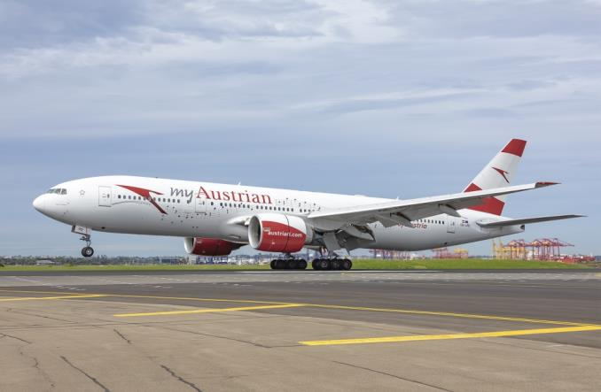 Rekordowy rejs Austrian Airlines