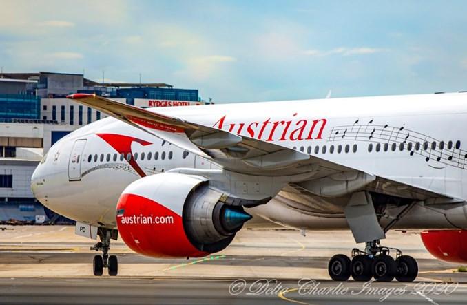 Austrian Airlines połączy 22 czerwca Wiedeń z Warszawą i wznowi rejsy do 40 miast świata