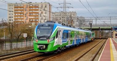 Takie pociągi pojadą na lotnisko Rzeszów-Jasionka. Mamy zdjęcie