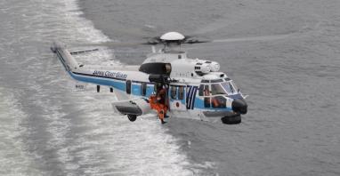 Japońska straż przybrzeżna zamawia dwa helikoptery H225