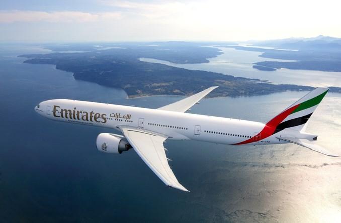 B777-300ER obsłuży od sierpnia loty z Dubaju do Sztokholmu