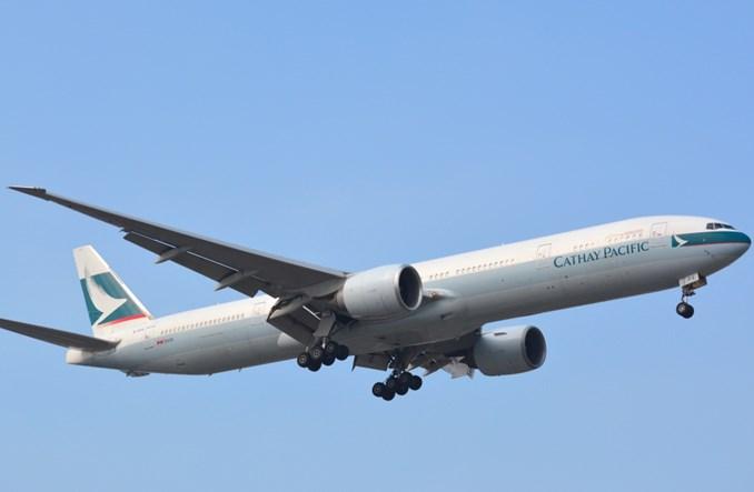 Grupa Cathay Pacific: Nie da się przewidzieć terminu powrotu do poprzedniego stanu