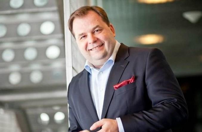 Sebastian Mikosz wiceprezesem IATA