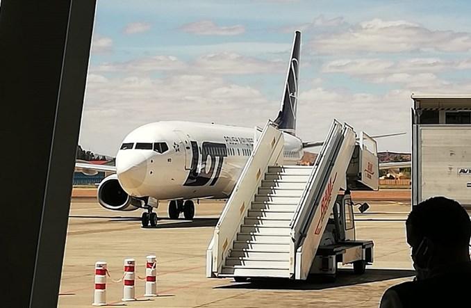 LOT obsłużył pierwszy lot w ramach UCPM. Bilety z Maroka za 150 euro (aktualizacja)