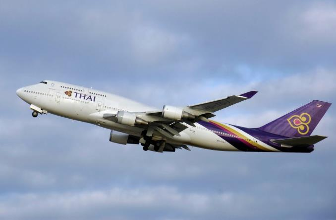 Thai Airways wyprzedają wszystkie Boeingi 747