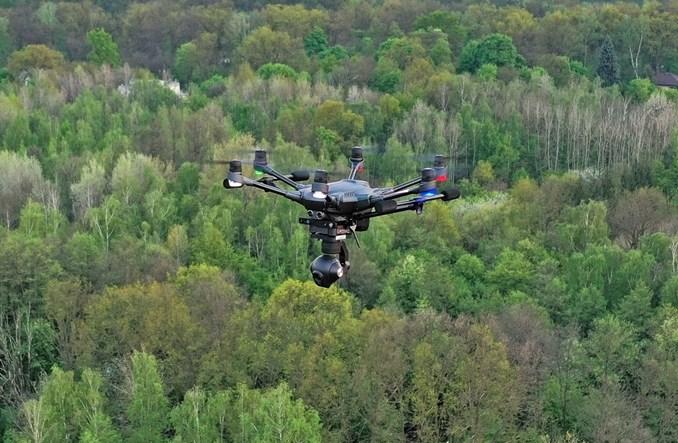 Transformacja dronowa przyśpiesza. 61 mln zł na usługi cyfrowe dla dronów