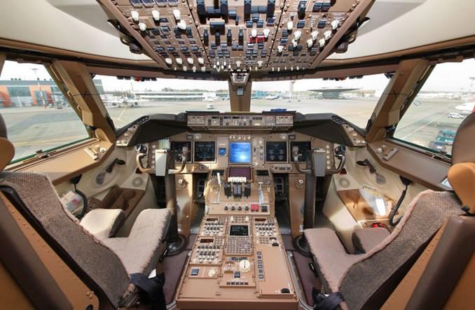 B747 wygodniejszy niż wasze mieszkanie? Tak latają bogacze! (Galeria)