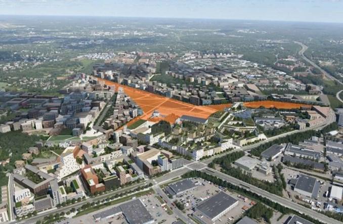 Helsinki ogłosiły konkurs na park na terenie lotniska Malmi