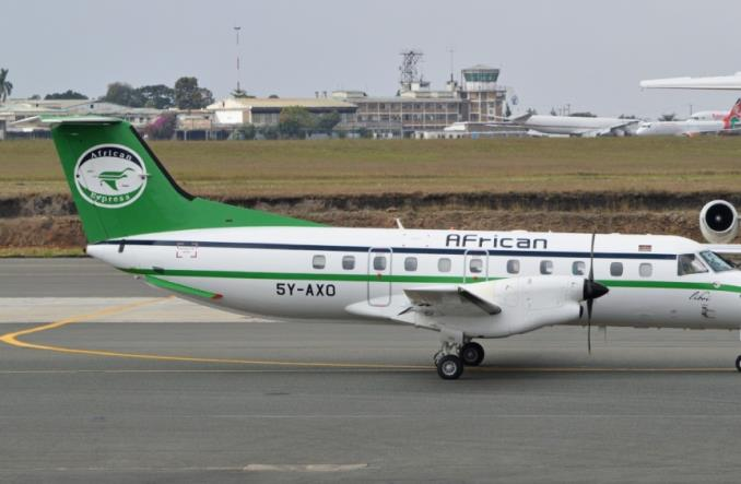 Etiopska armia zestrzeliła w Somalii kenijski samolot z pomocą medyczną