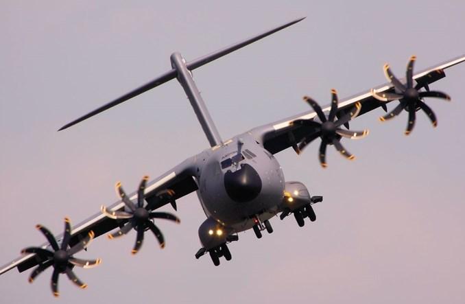 Airbus: 400M z certyfikatem do lotów z automatycznym sterowaniem na małej wysokości