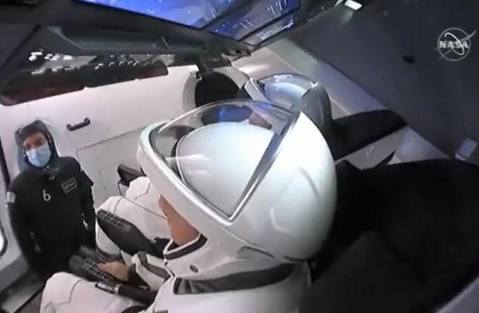 Start rakiety Falcon-9 z kapsułą SpaceX przełożony na sobotę