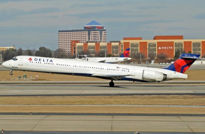 Ostatnie loty MD-88 i MD-90 w barwach Delta Air Lines