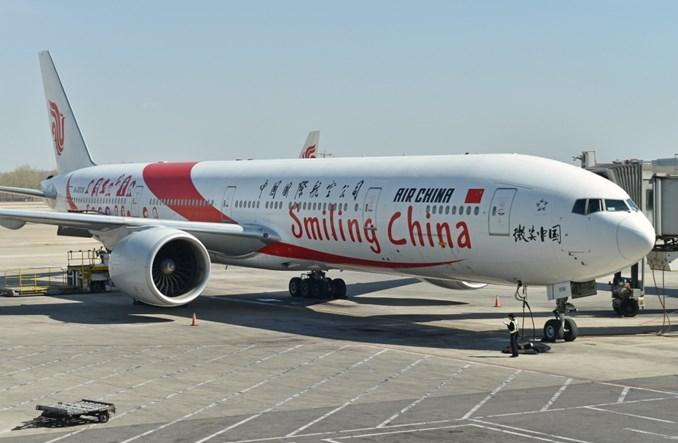Stany Zjednoczone grożą, że zamkną swoje niebo dla linii lotniczych z Chin, Chiny wprowadzają nowe reguły