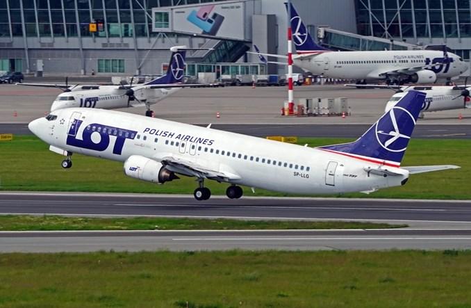 LOT: Więcej lotów krajowych. Za granicę dopiero w lipcu?