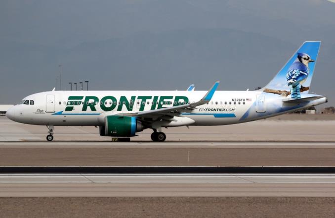 Frontier Airlines wiąże przyszłość z Orlando i Providence. Bilety od 49 dolarów