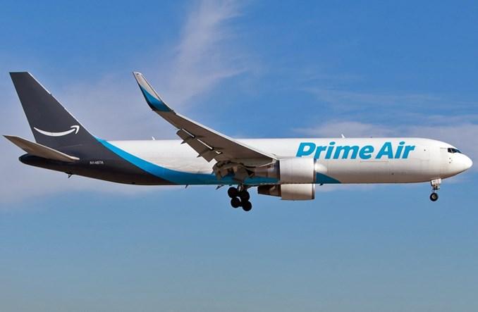ATSG wyleasinguje kolejnych 12 B767F dla Amazon Air