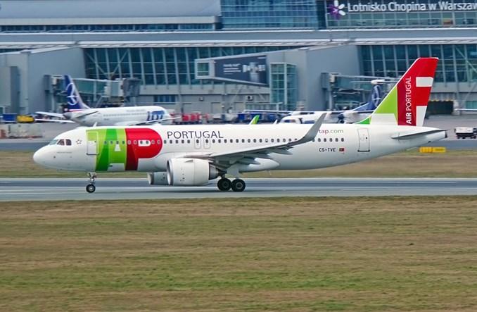 TAP Air Portugal grozi niewypłacalność. Konieczne wsparcie wyższe niż 500 mln euro
