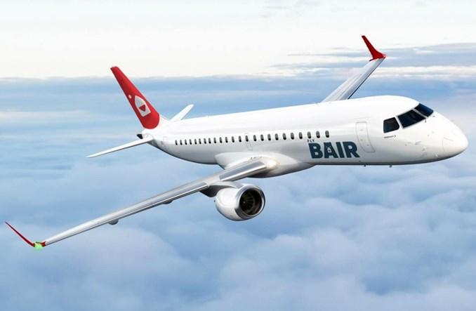 Szwajcarski start-up FlyBair planuje debiut w połowie lipca
