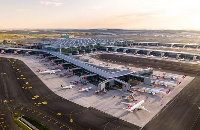 Nowe lotnisko w Stambule otworzyło trzecią drogę startową