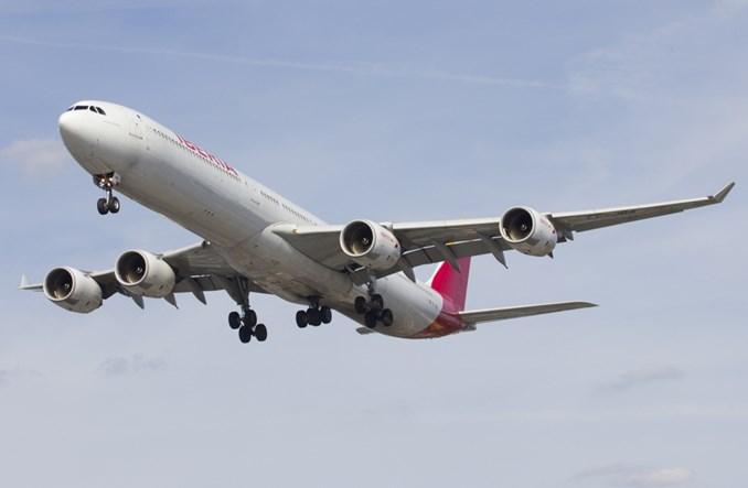 Iberia wycofuje całą flotę airbusów A340-600. Opóźnia dostawy A320neo i A350