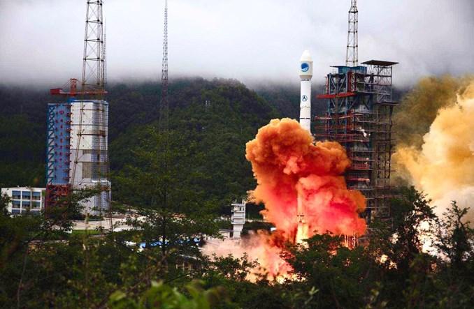 """Chińczycy wystrzelili ostatniego satelitę swojego """"GPSa"""""""