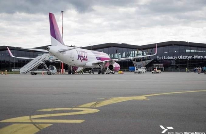 Olsztyn-Mazury Airport: 719 pasażerów w czerwcu, Dortmund popularniejszy od Krakowa