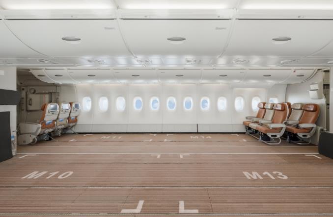 Hi Fly z pierwszym airbusem A380 w wersji cargo