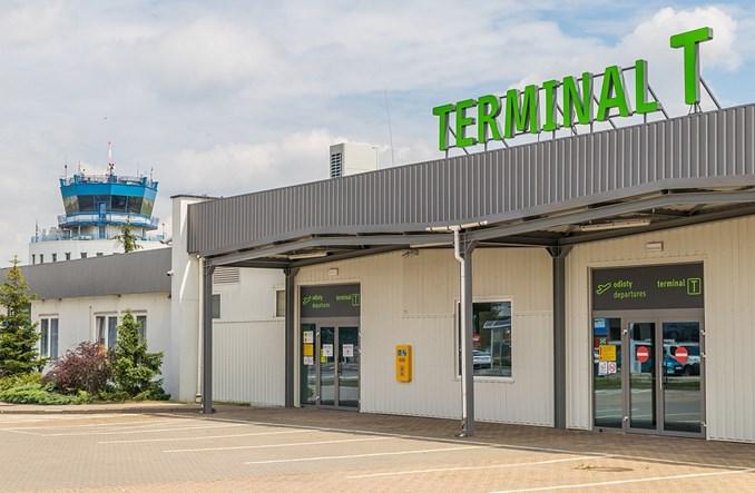 Katowice Airport uruchamiają dodatkowy terminal pasażerski T