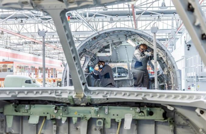 Dassault: Pierwszy lot nowego Falcona 6X o czasie w 2021 r.