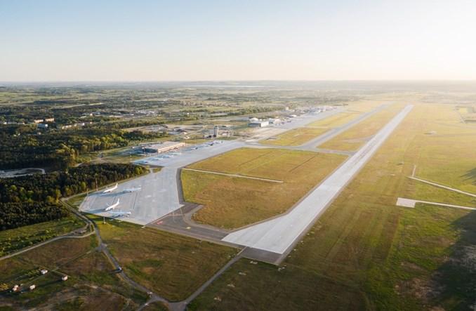 Katowice Airport: 74-proc. spadek liczby podróżnych w październiku
