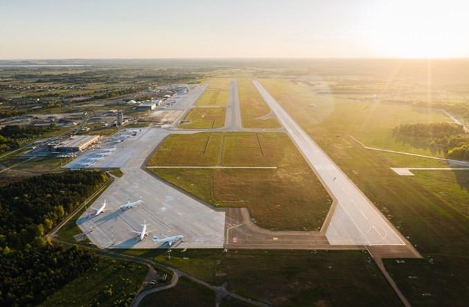 Katowice Airport w 2020: Spadek ruchu pasażerskiego, rekordowe przewozy cargo, rozwój infrastruktury