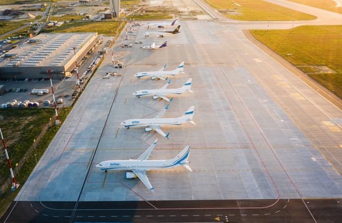 Katowice Airport: Prawie 95-proc. spadek liczby pasażerów za luty