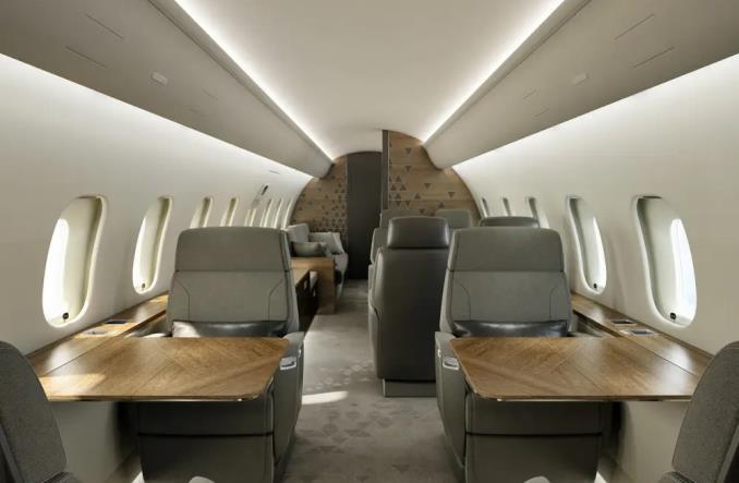 Bombardier: Pierwszy dostarczony Global 5500 zbazowany w USA