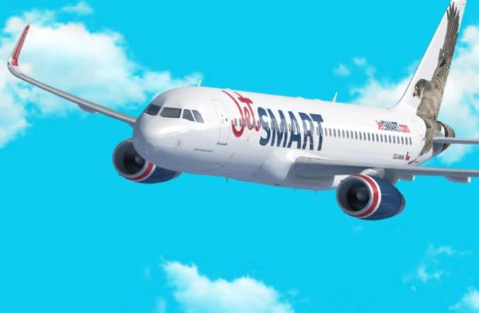 JetSmart rozważa trasy do Urugwaju i zakłada nowe linie lotnicze w Peru
