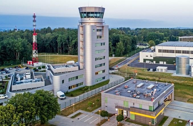 PAŻP: Innowacyjny system EFES wdrożony na wieżach w Katowicach i Krakowie