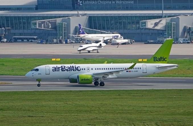 airBaltic chce wrócić niebawem do Polski, ale wszystko zależy od współczynnika zachorowań