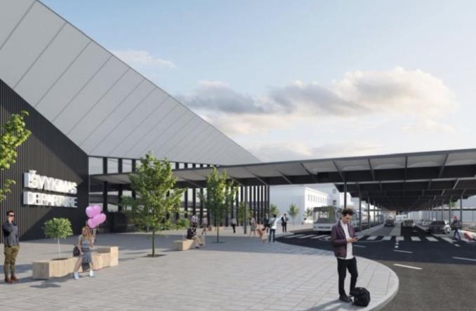 Port w Wilnie zyska nowy terminal. Obsłuży 2400 pasażerów na godzinę