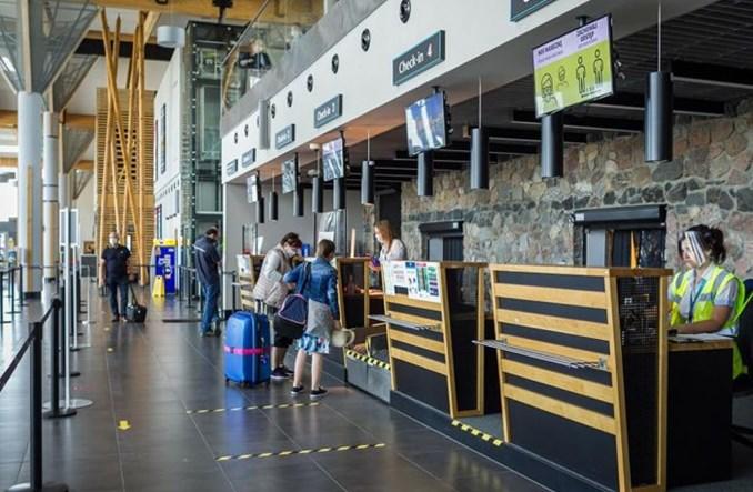 Port Olsztyn-Mazury: Liczba pasażerów sukcesywnie rośnie