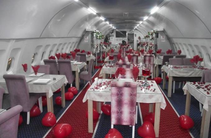 Drugie życie airbusa A340. Restauracja w maszynie Turkish Airlines