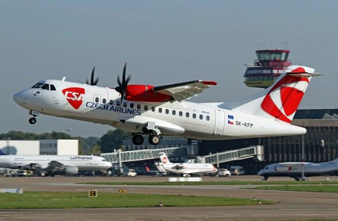 Czech Airlines wracają do obsługi trasy Praga – Warszawa