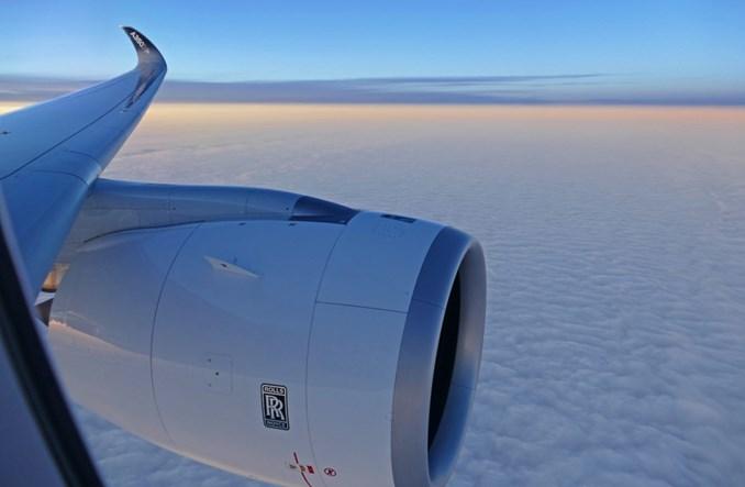 Rolls-Royce: Problemy z silnikami Trent dla A350-900. Możliwe pęknięcia łopat