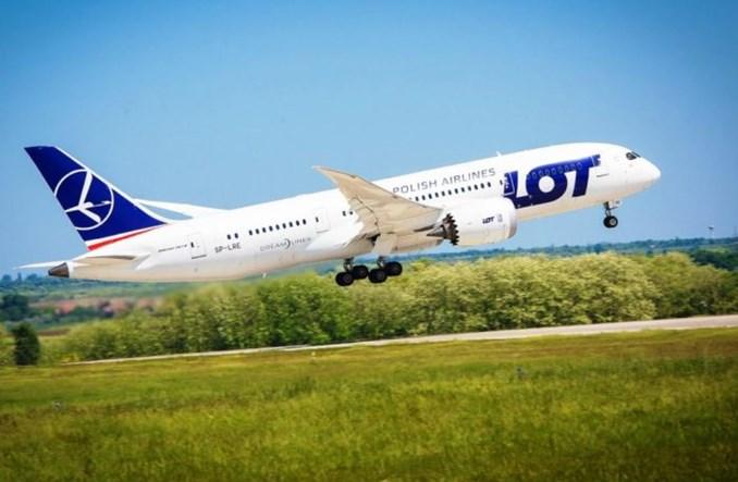 LOT rozwija ofertę dla pasażerów. Ponad 1000 tytułów e-prasy