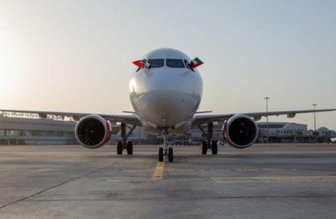 Wizz Air Abu Zabi świętuje przylot A321neo