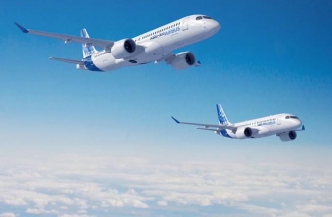 Airbus dostarczył w czerwcu ponad 70 samolotów